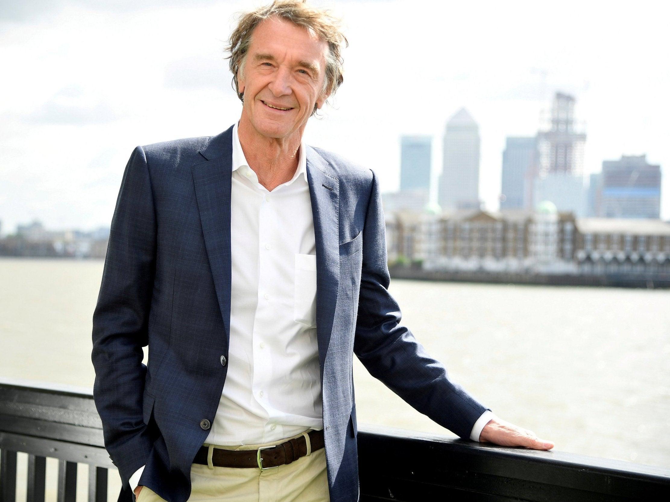 8f072073d Team Sky to become Team Ineos  Britain s richest man Sir Jim ...