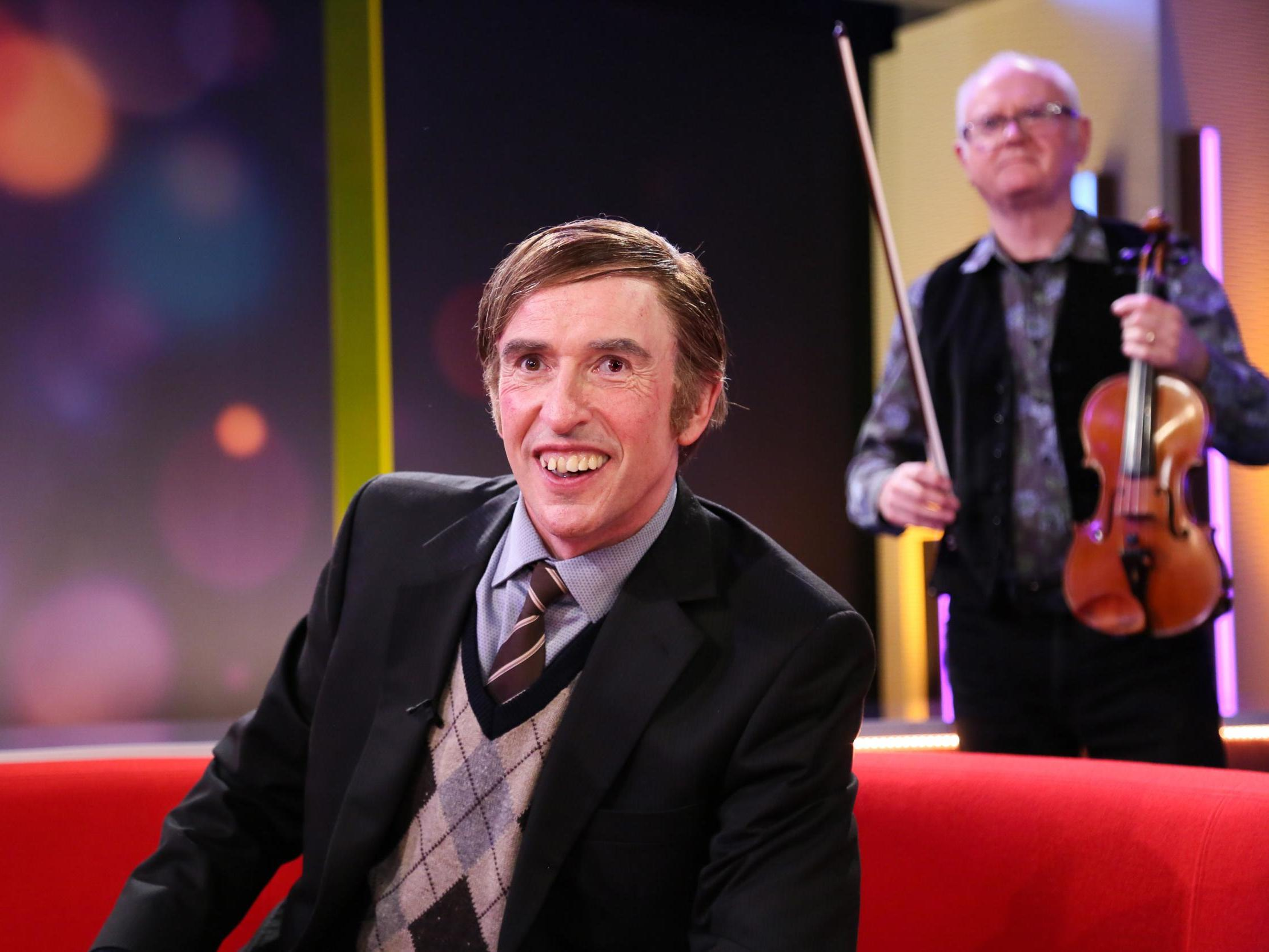 This Time with Alan Partridge, episode 4, review: There has