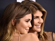 Lori Loughlin's daughter shares Mother's Day message ahead of trial