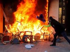 Emmanuel Macron bans demonstrations along Champs-Elysees