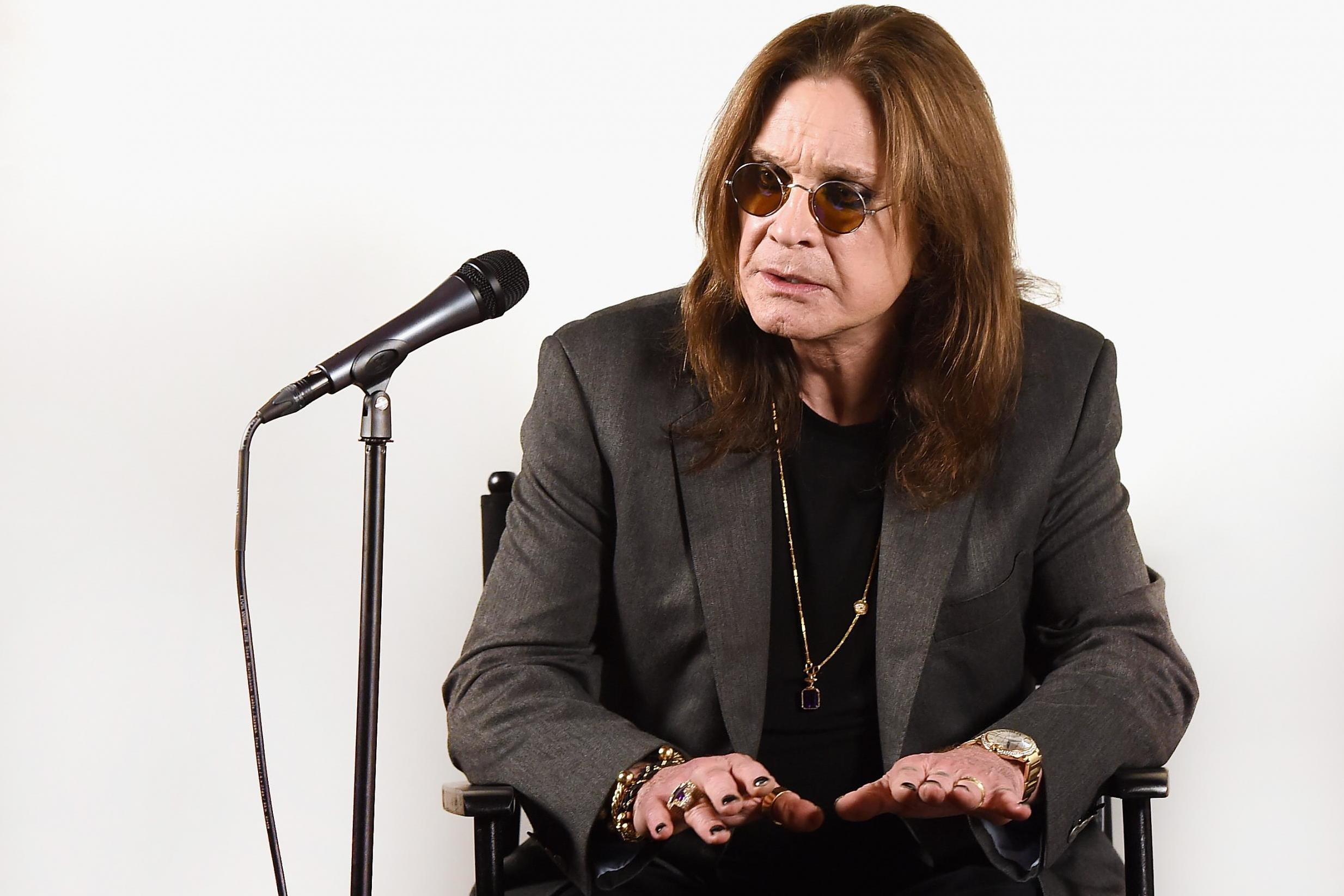 Bernie Tormé death: Ozzy Osbourne pays tribute to former guitarist - 'He was a gentle soul with a heart of gold'