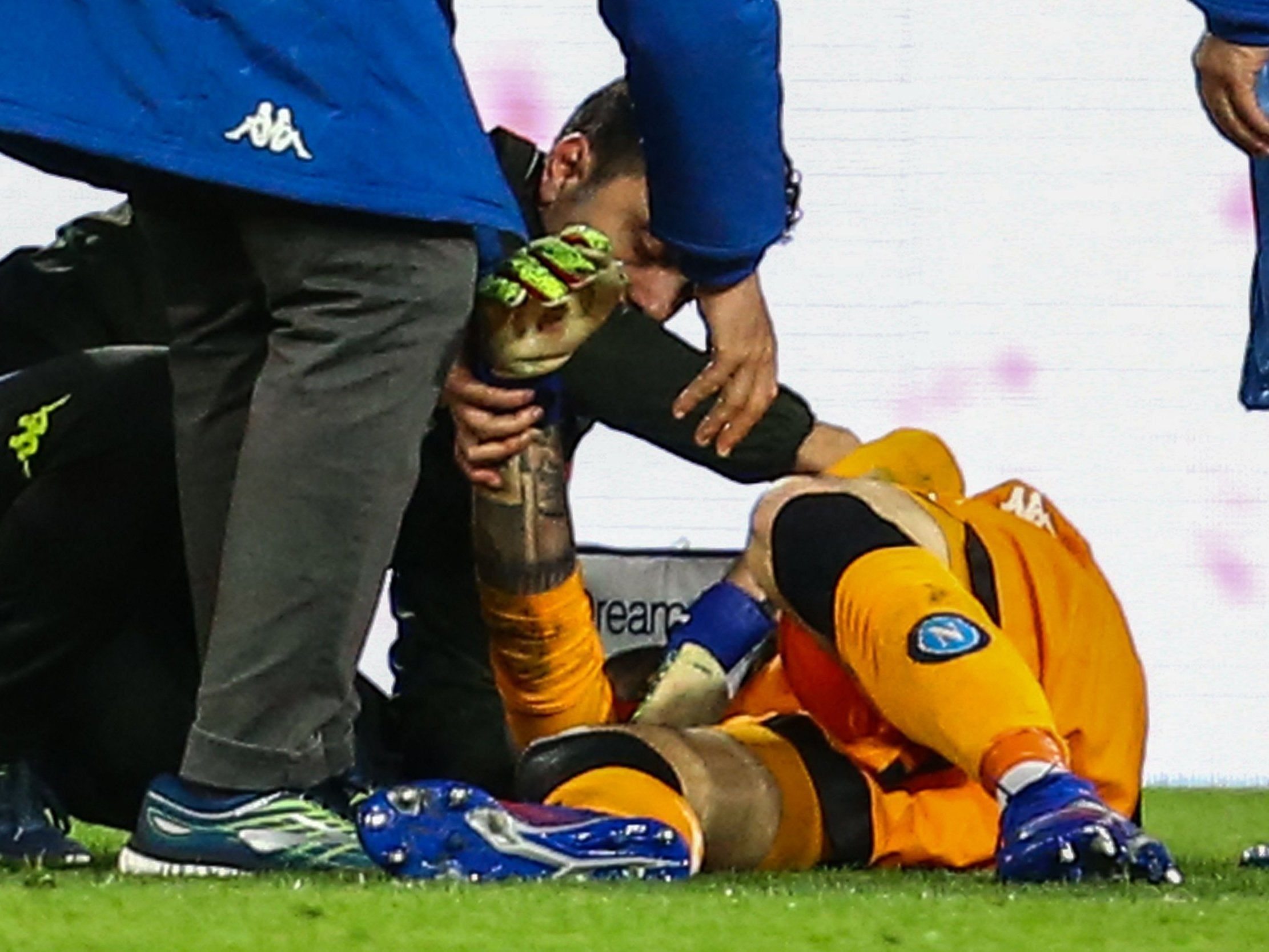 David Ospina: Brain injury charity 'deeply shocked and appalled' at football's flouting of concussion rules