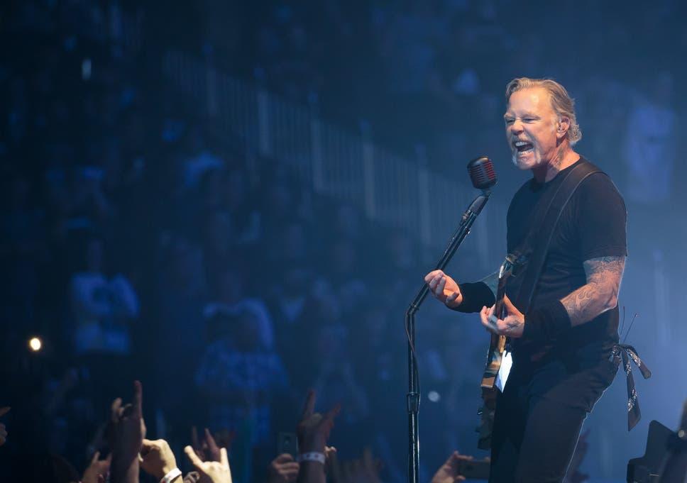 Metallica dating