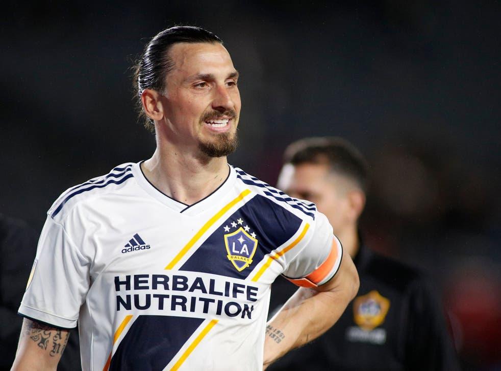 Zlatan Ibrahimovic is looking for a new challenge