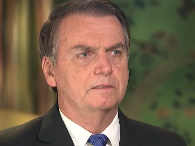 Brazil president Bolsonaro explains golden shower tweet and says he can't be racist because 'my father-in-law is known as a big black man'