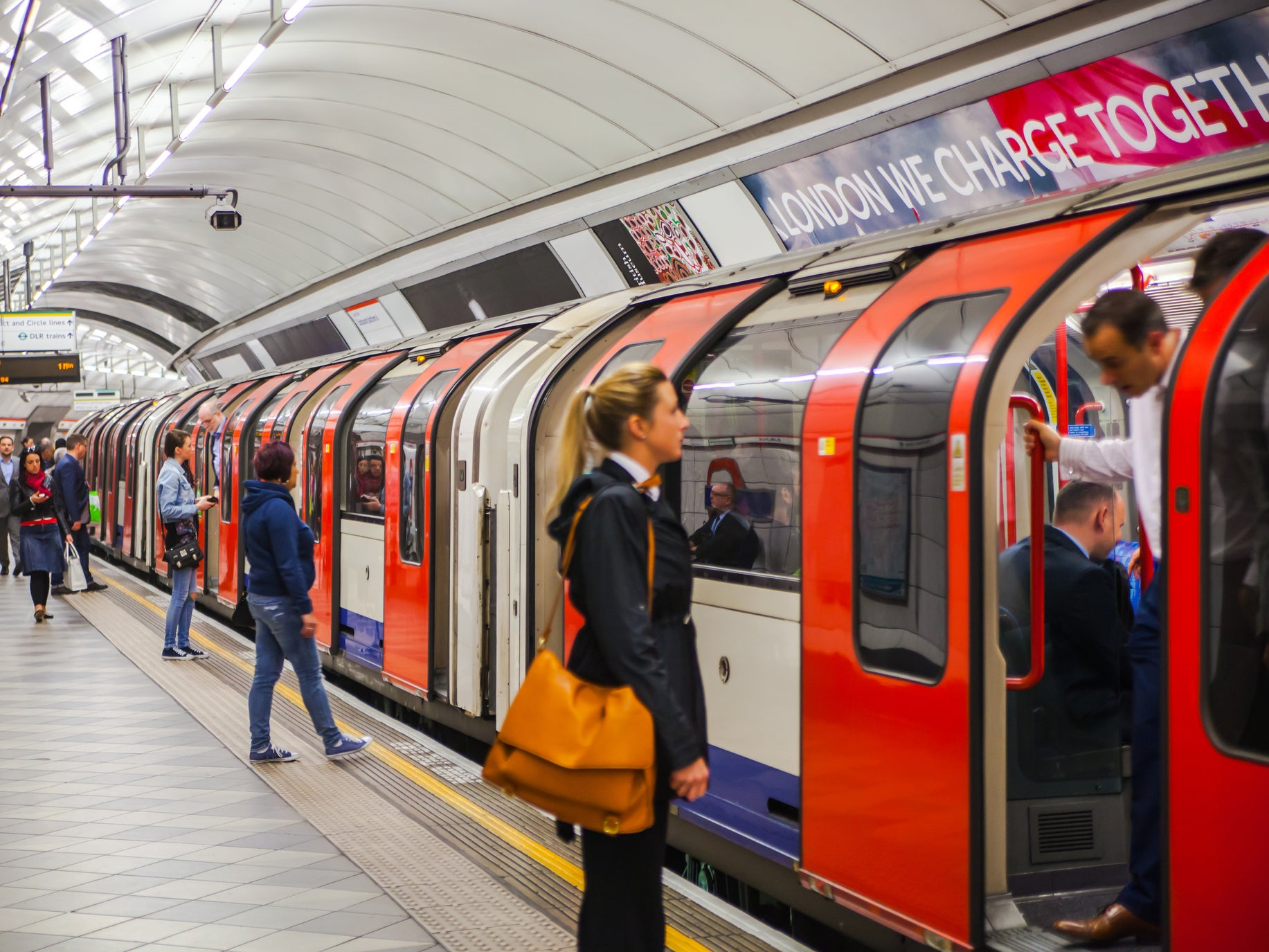 One in 10 London Underground staff sexually harassed by passengers