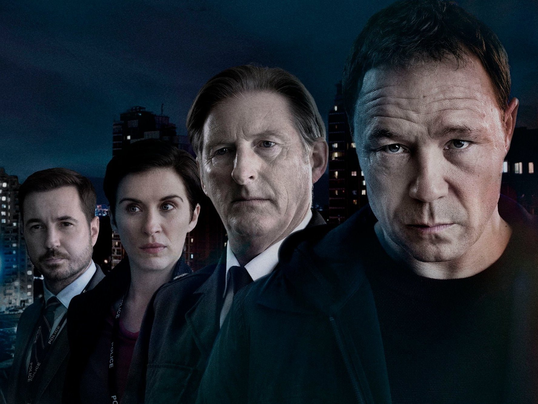 The 20 greatest TV cop shows of all time, from Line of Duty