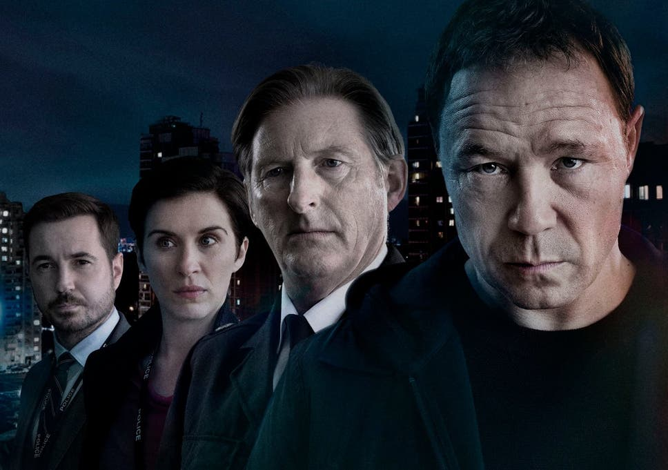 Line of Duty cast interview: 'The first thing you do with the ...