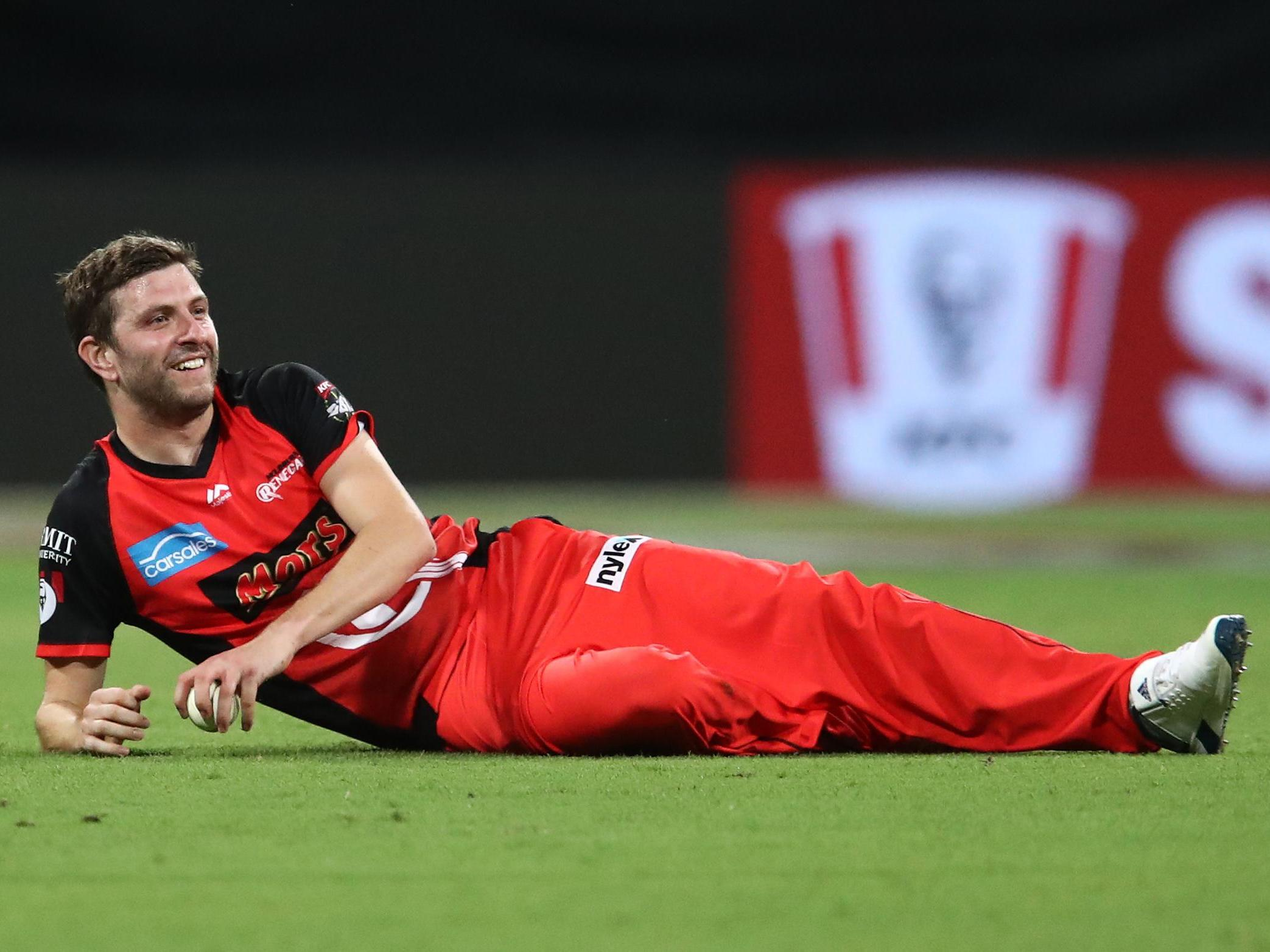 Harry Gurney ready for IPL challenge after winter of dizzying success