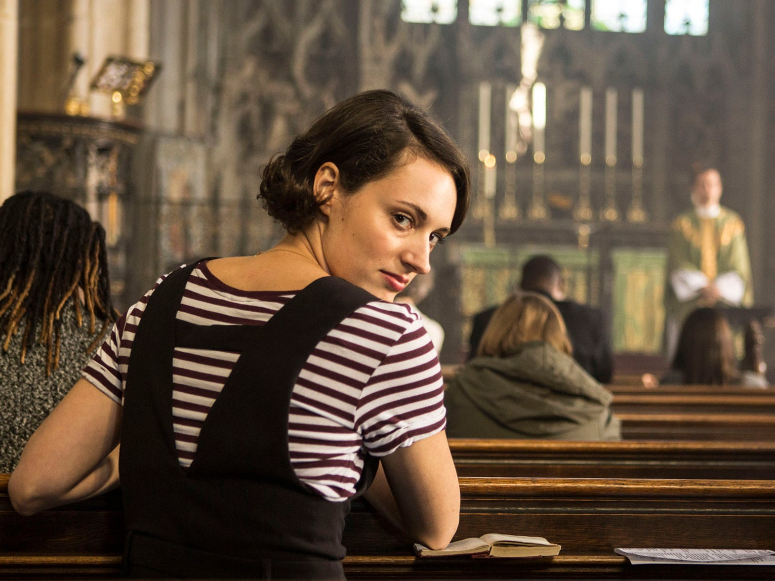 Fleabag's Phoebe Waller-Bridge hired to help 'polish' James Bond 25 script