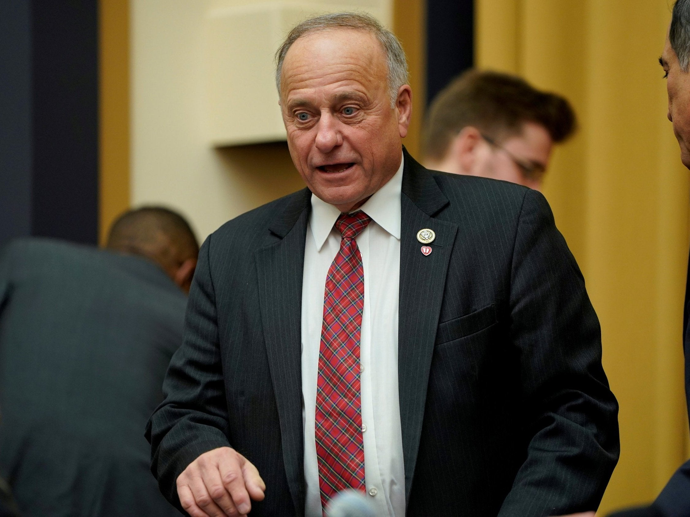 'Vile man': Mother of 'Success Kid' demands Republican Steve King stop using son's picture - independent