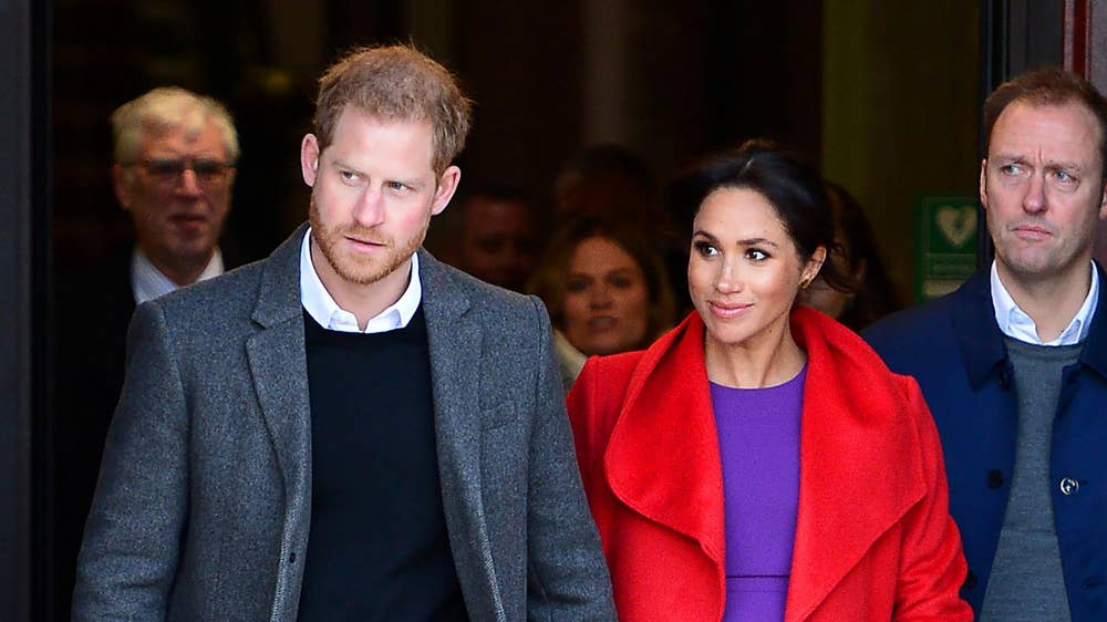 addddfc5680 Meghan Markle: When is the royal baby due and where will Duchess of ...
