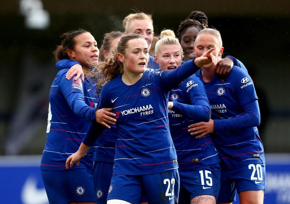pretty nice 41225 4062c Women's Champions League preview: Chelsea face fight for ...