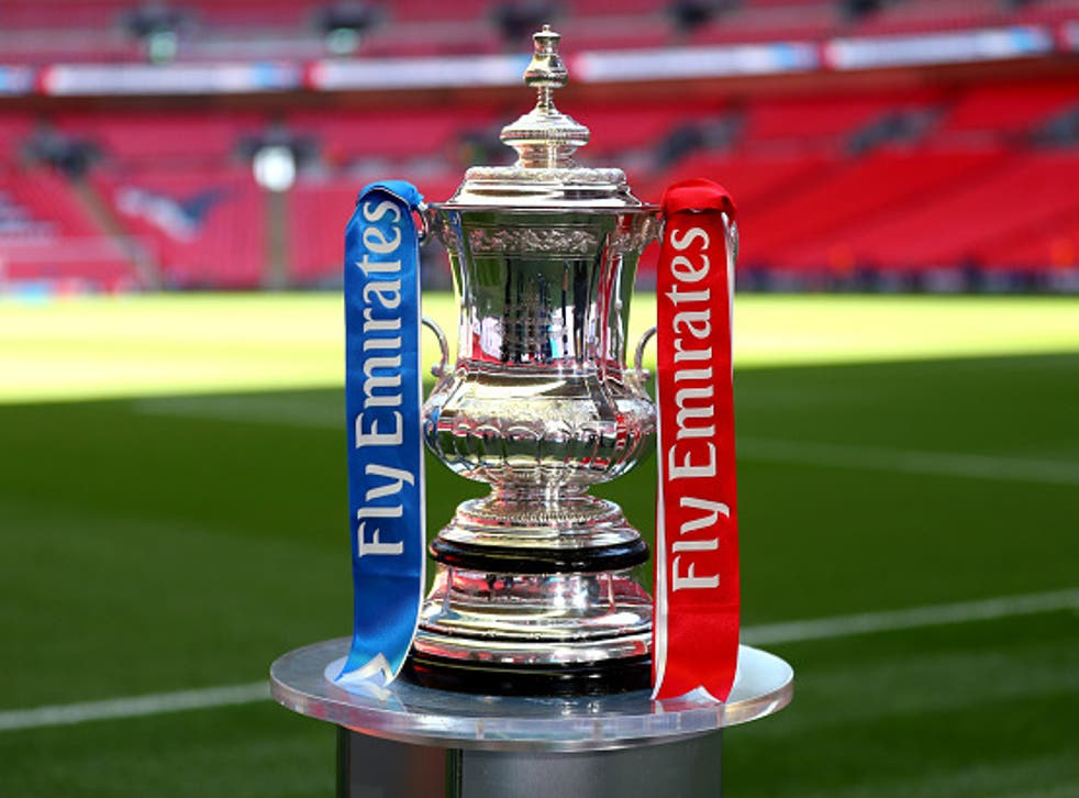 The FA Cup's fifth-round fixtures have given way to the quarter-final draw