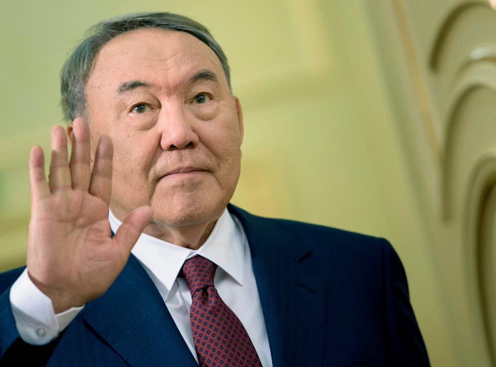 The first and only president of Kazakhstan Nursultan Nazarbayev has voluntarily resigned after thirty years in power
