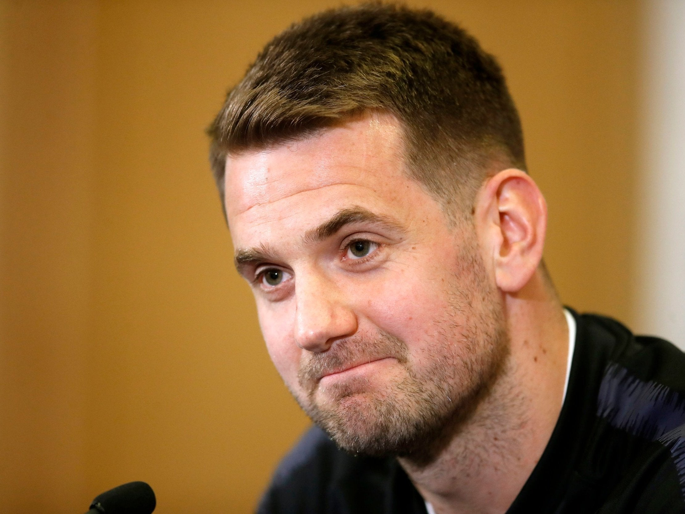 60841178f England vs Czech Republic  Tom Heaton determined to oust  outstanding  Jordan  Pickford and claim No 1 shirt