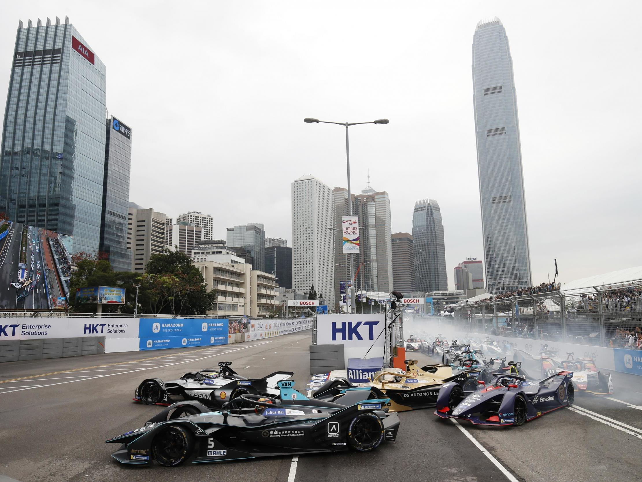 The new kid on the block: The rise of Formula E – and what comes next