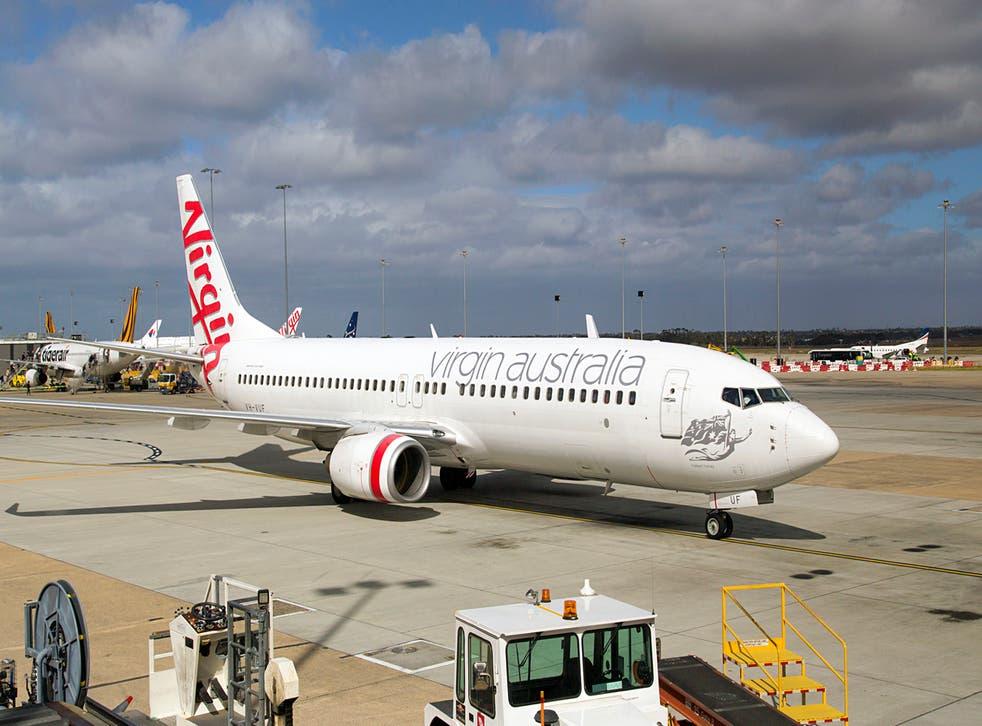 Virgin Australia boss responds to flight-free movement
