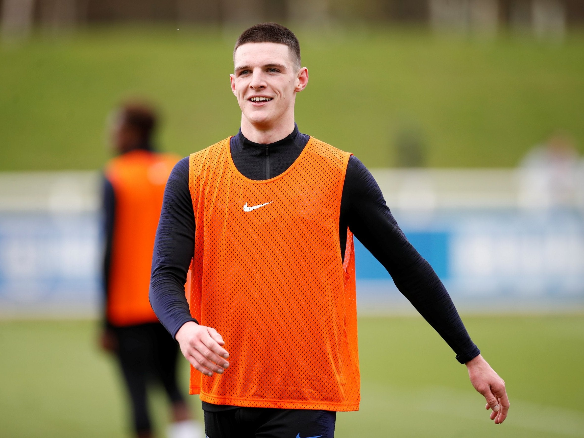 England vs Czech Republic: Declan Rice 'bursting with pride' after receiving first international call-up