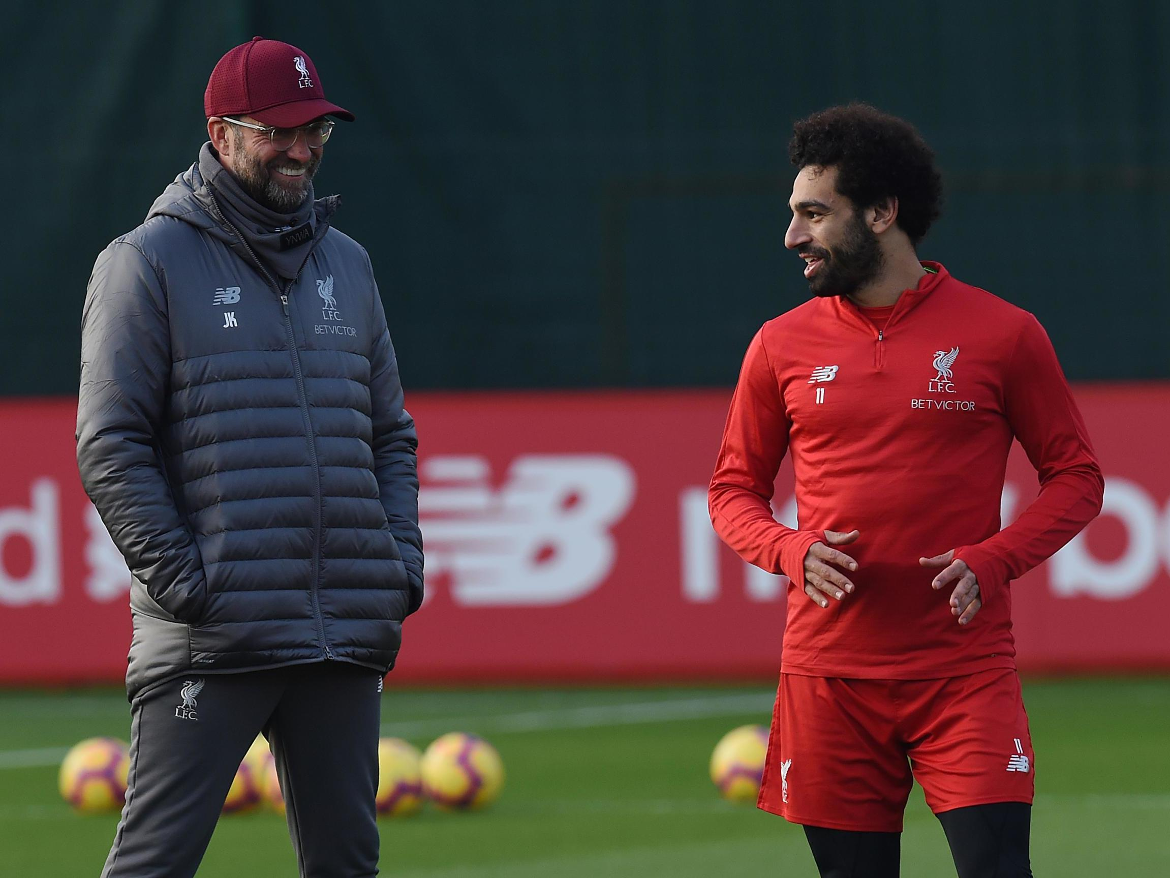 Liverpool news: Jurgen Klopp on how Mohamed Salah can rediscover his goalscoring form