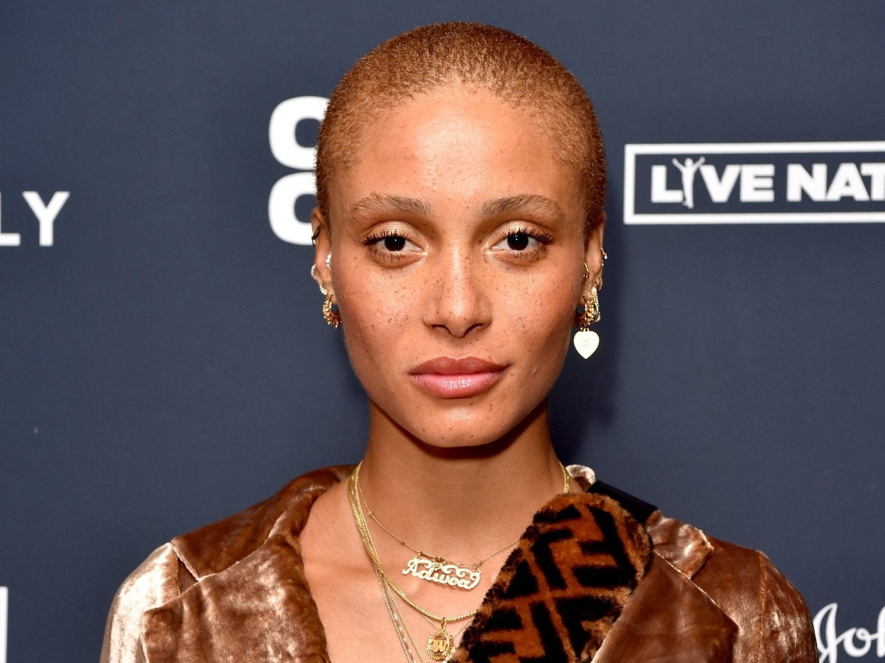 Adwoa Aboah says her role in fashion industry is to be 'f***ing authentic'