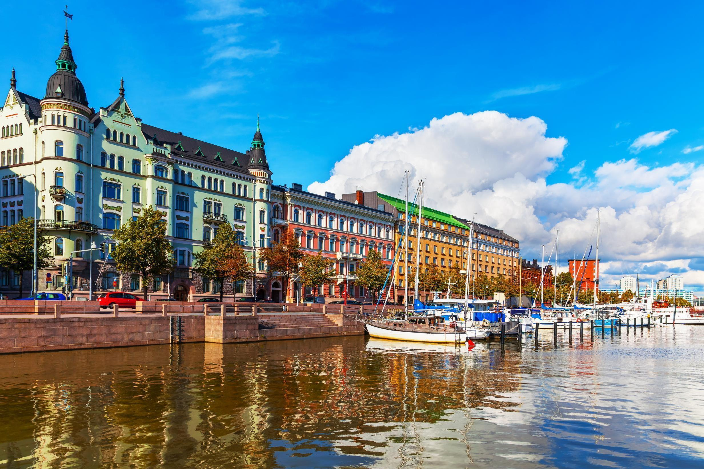 Finland is offering the chance to 'rent a Finn' and a free trip after winning happiest country in the world