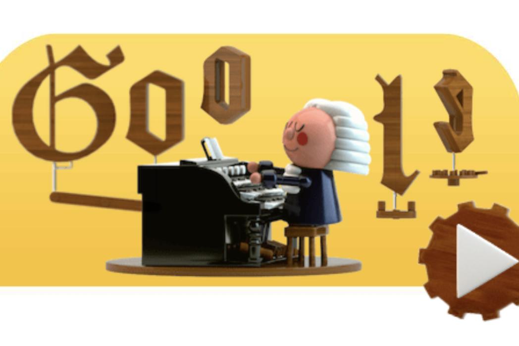 Johann Sebastian Bach: Google Doodle celebrates composer with incredible AI music game