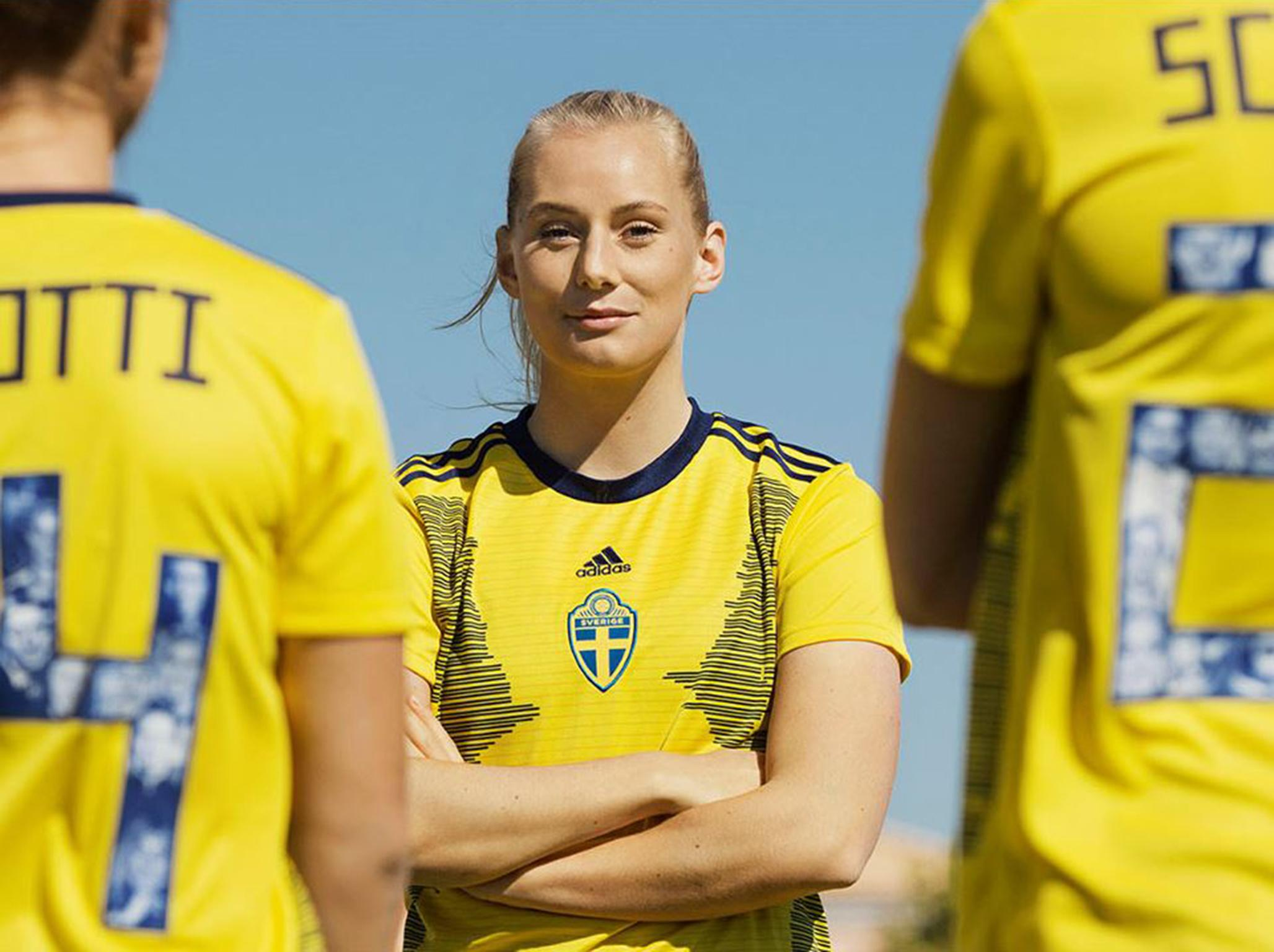 Women s World Cup 2019  Every kit ranked and rated - now vote for your  favourite  0f36a6054