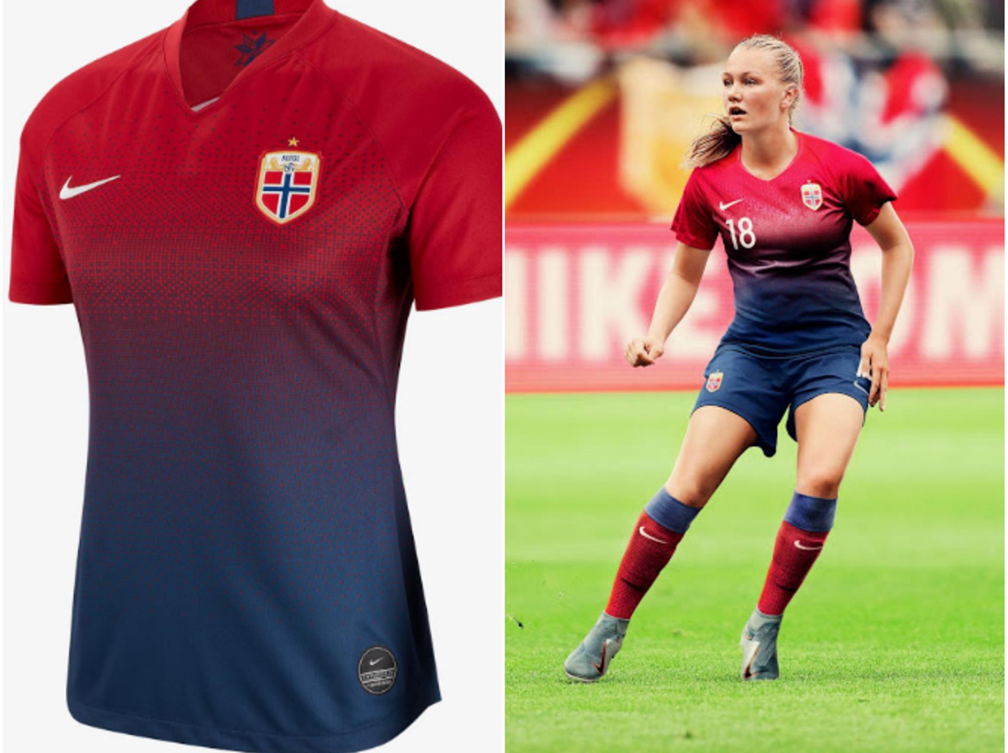 Women s World Cup 2019  Every kit ranked and rated - now vote for your  favourite  cfca41972