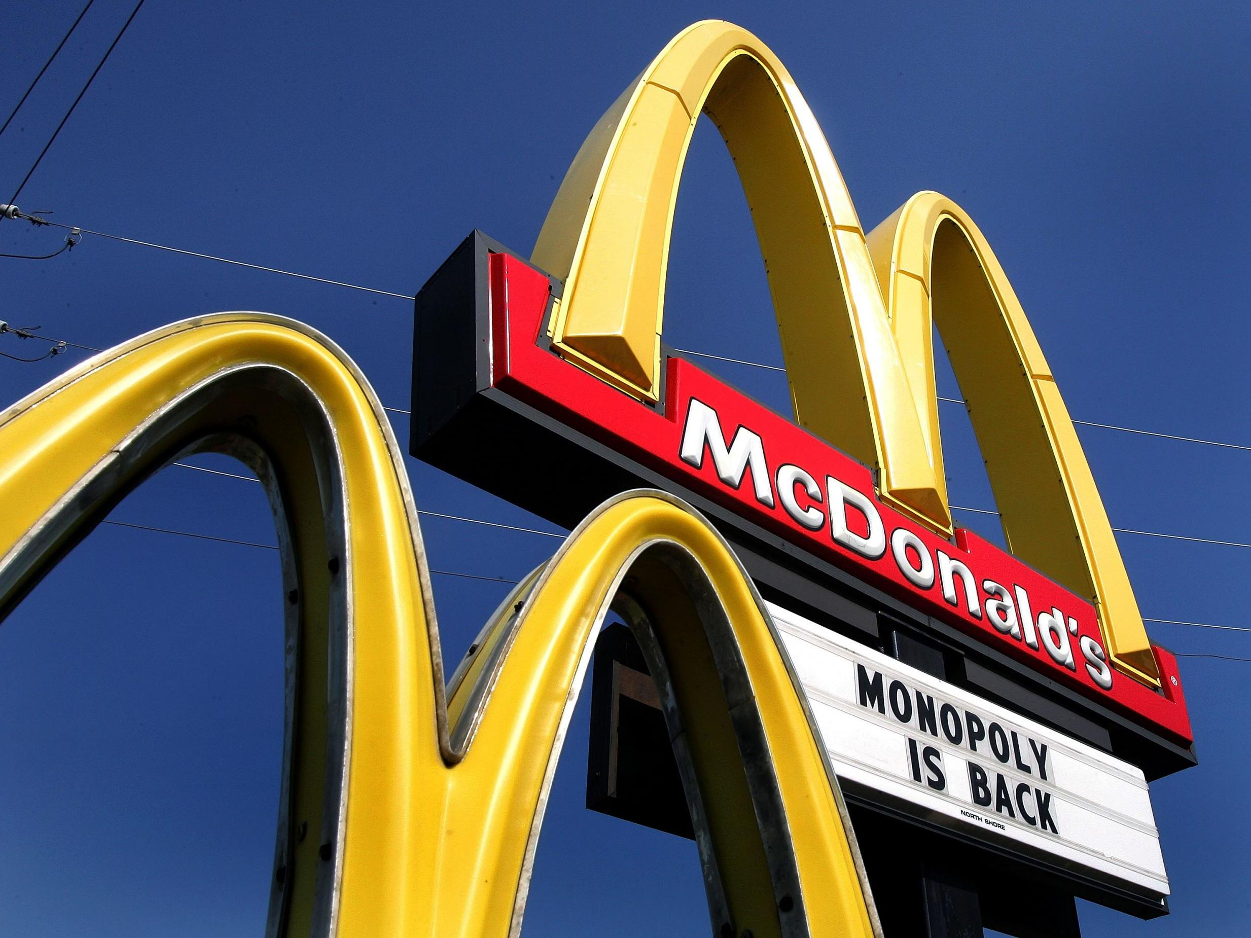 McDonald's Monopoly: Customers angry over reduced number of stickers on large meals 1