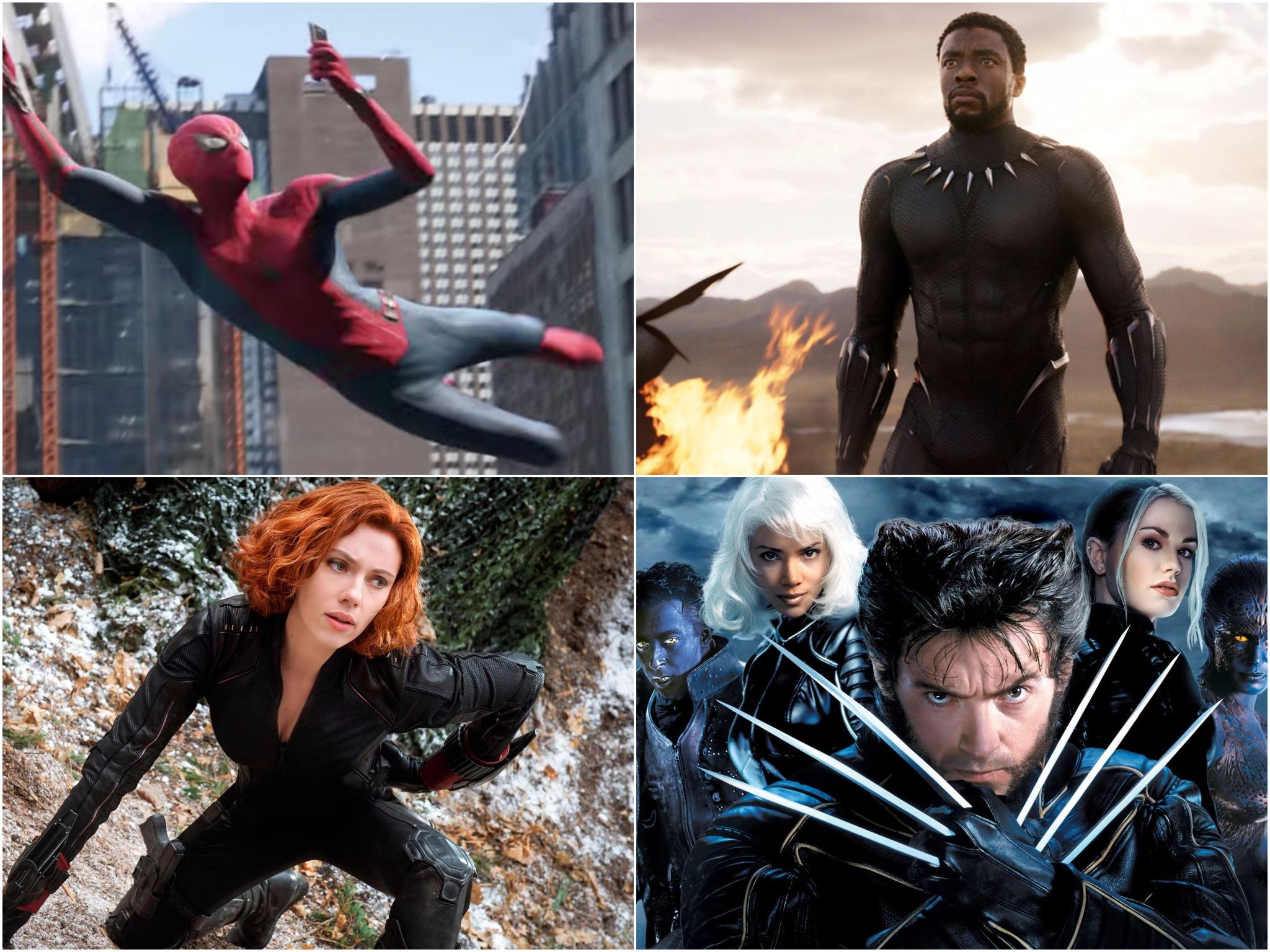 Marvel Phase 4: Every film announced so far and when the X