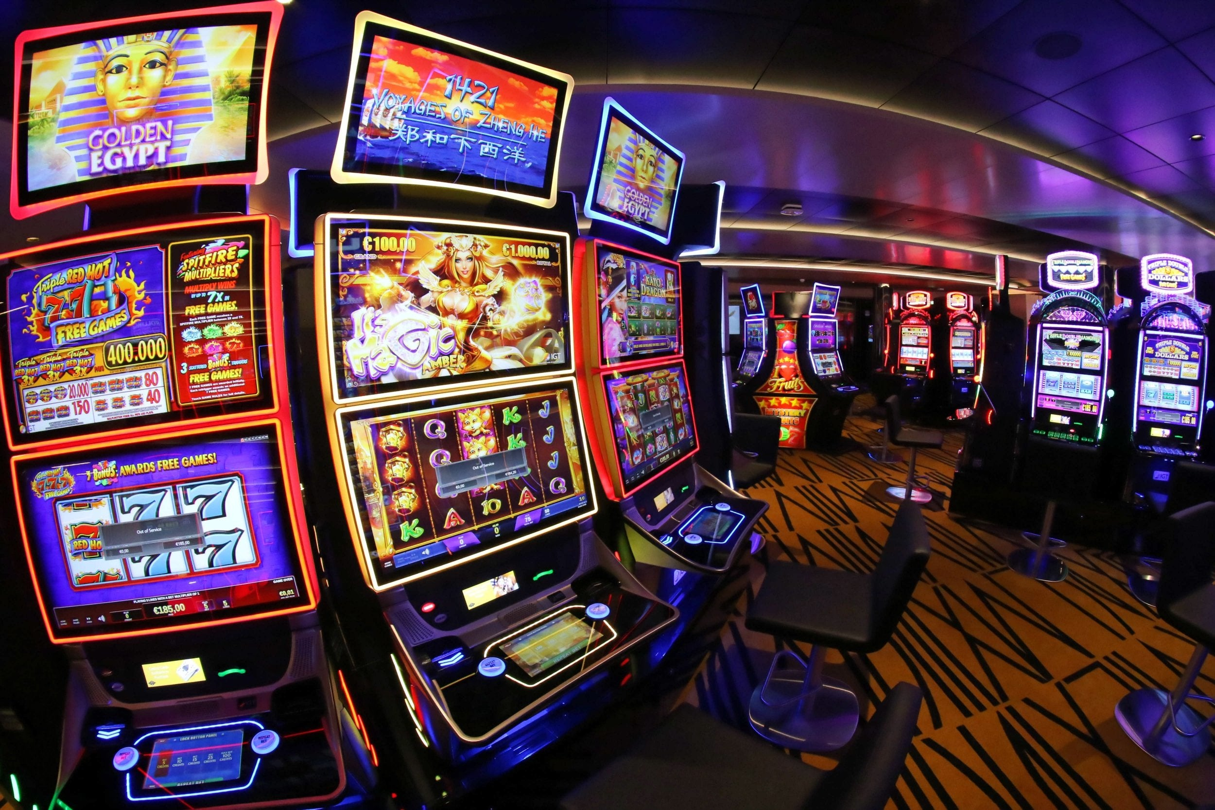 Major flaws revealed in government's attempt to tackle 'crack cocaine' gambling  machines | The Independent | The Independent