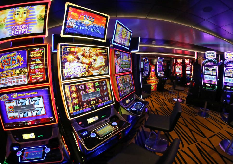 Major flaws revealed in government's attempt to tackle 'crack cocaine'  gambling machines | The Independent