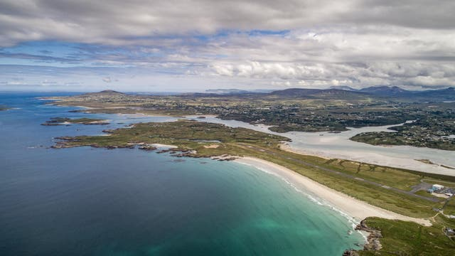 Donegal airport in Ireland grabbed the top spot for the second year running in PrivateFly's 2019 poll of the most scenic landings in the world.