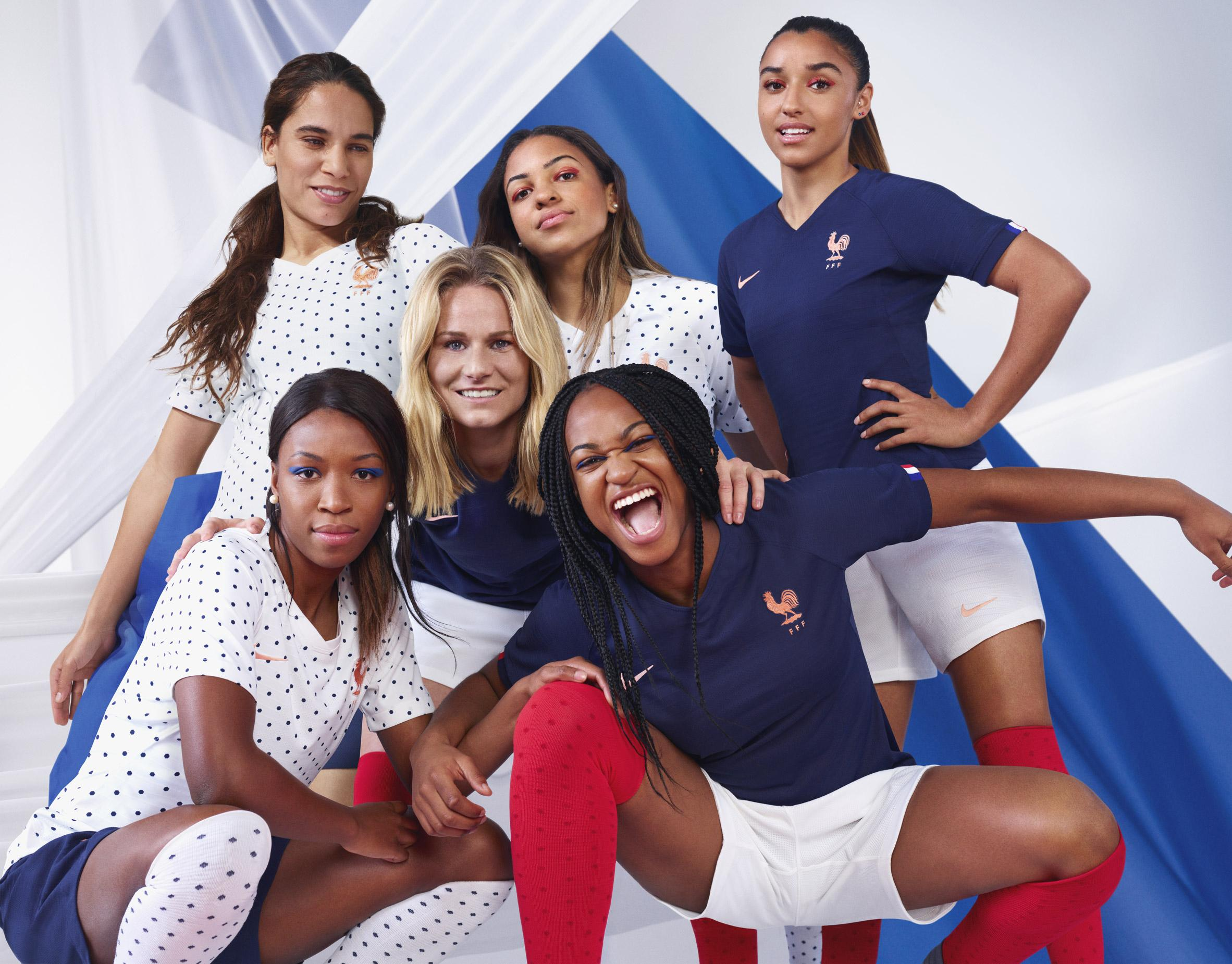 8f08b75b4 Women's World Cup 2019: Every kit ranked and rated - now vote for your  favourite | The Independent
