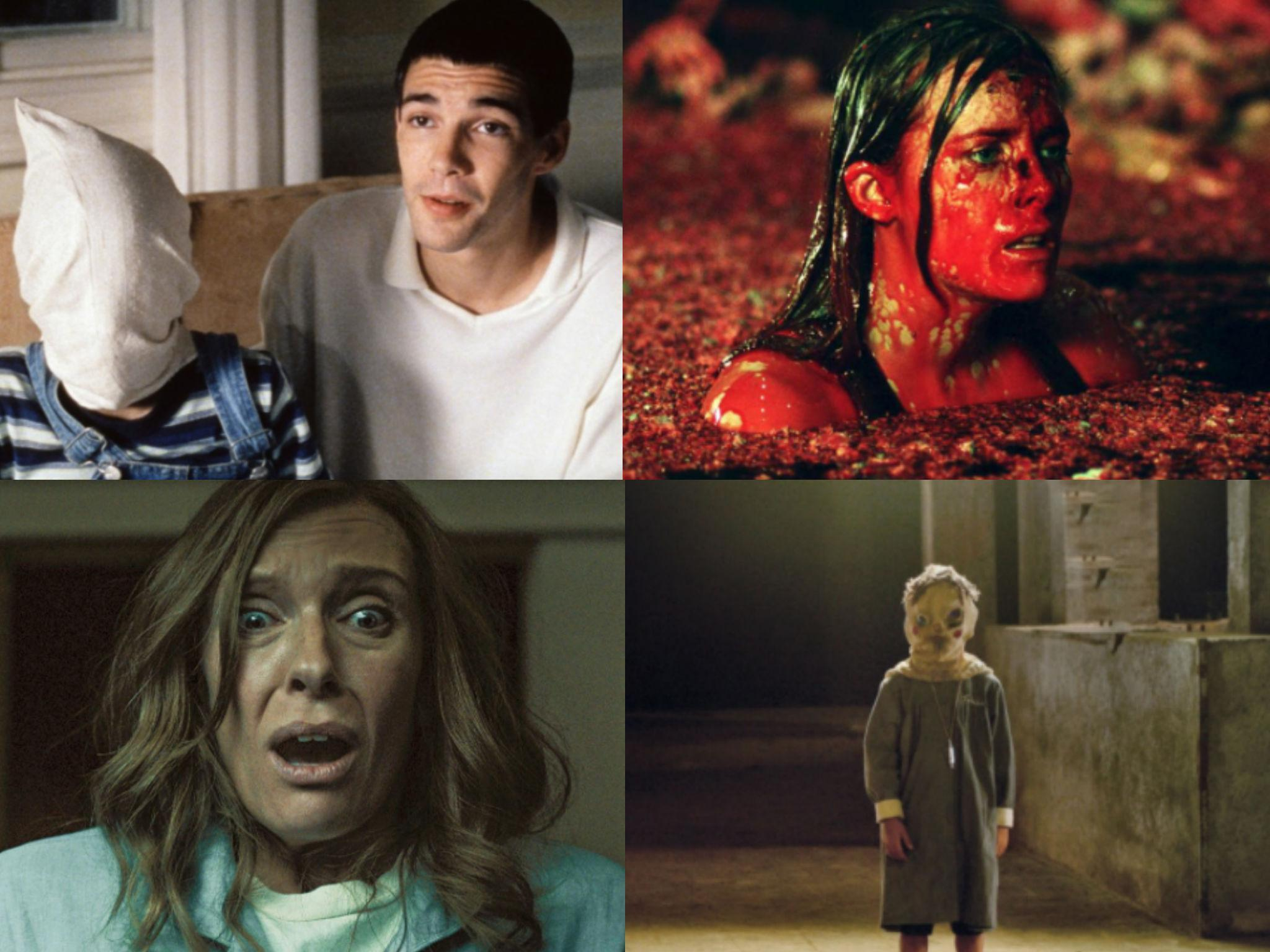 37 horror films that will actually scare you | The Independent