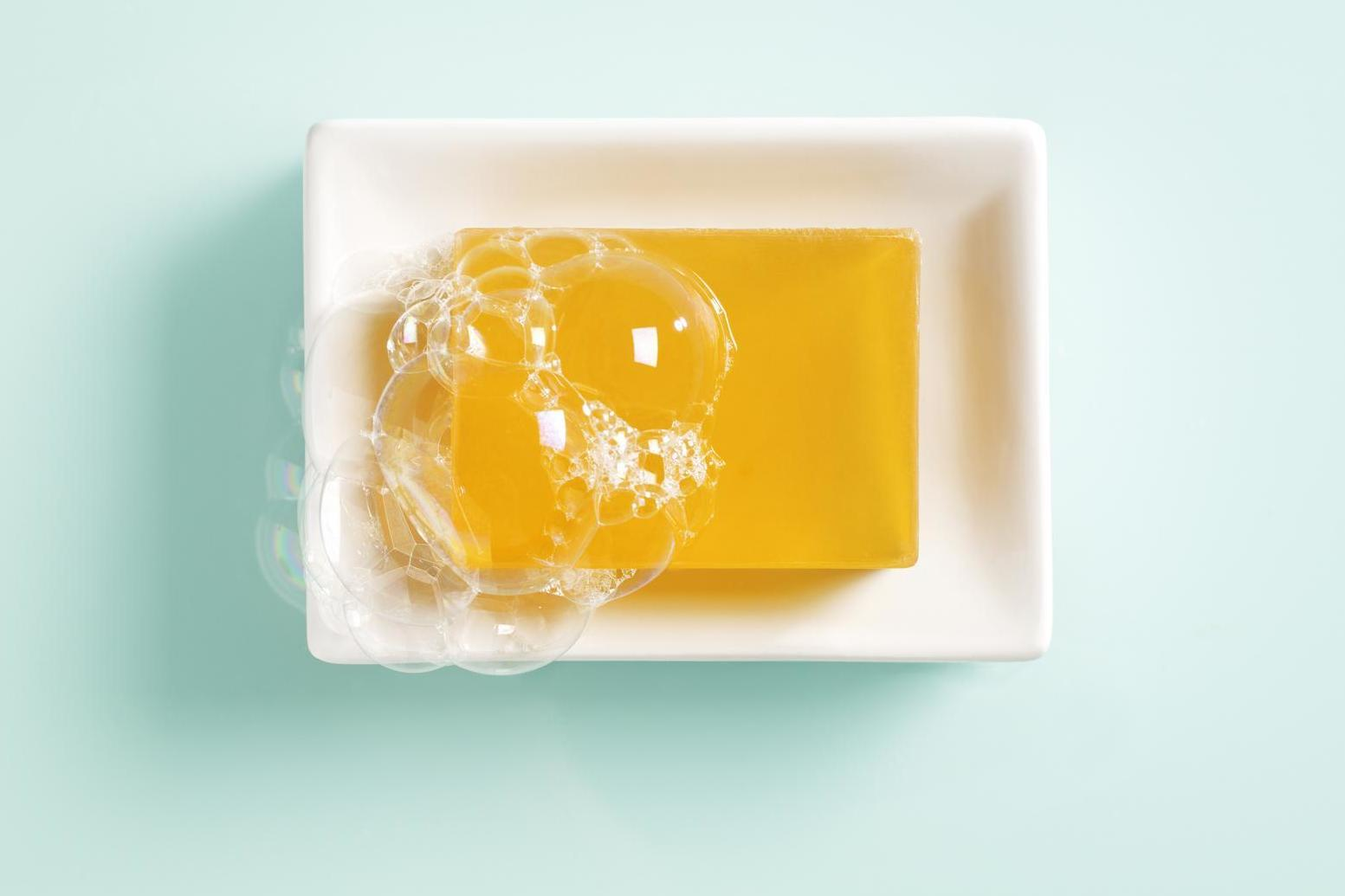 Why the humble bar of soap is making a comeback in the world of beauty