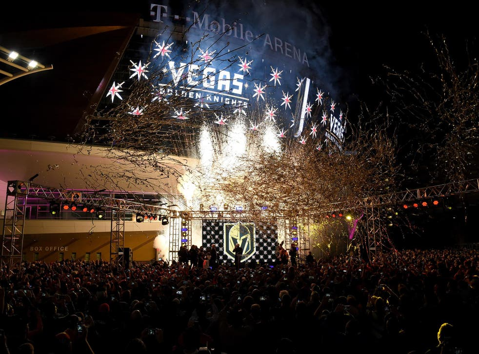 Vegas Golden Knights are the perfect example of when a new sporting franchise gets it right