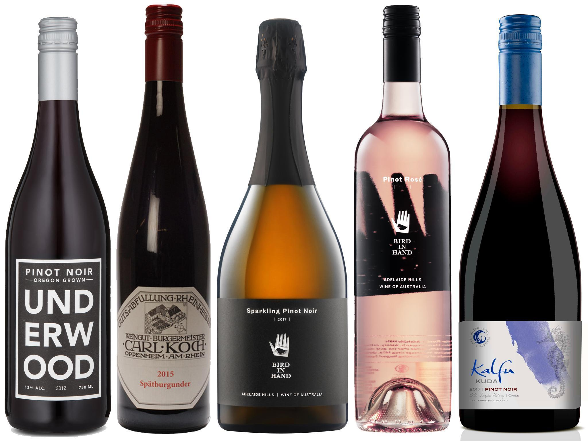 Wines of the week: Nine perfect pinots from anywhere but Burgundy