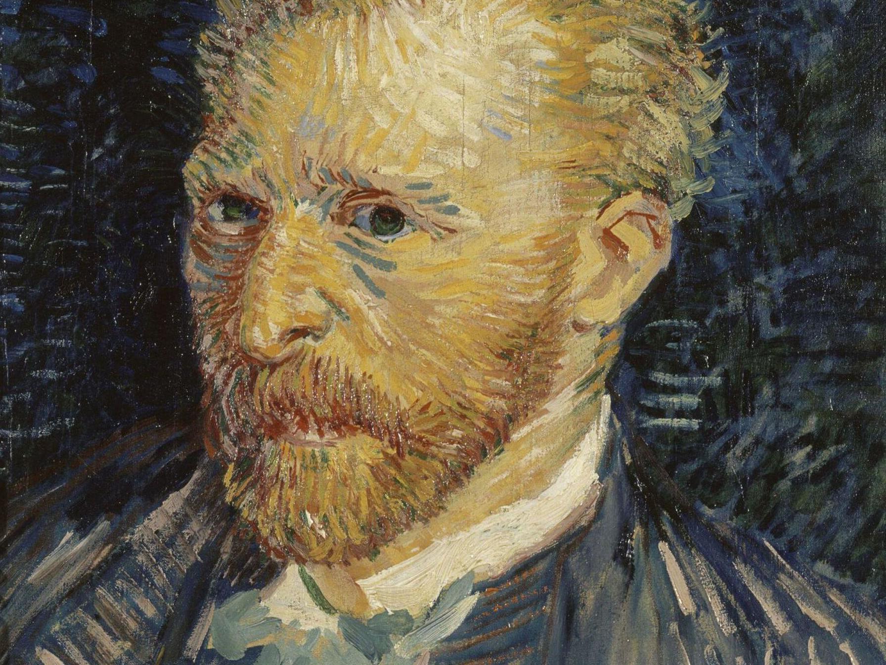 Portrait of the artist as a young man: Vincent
