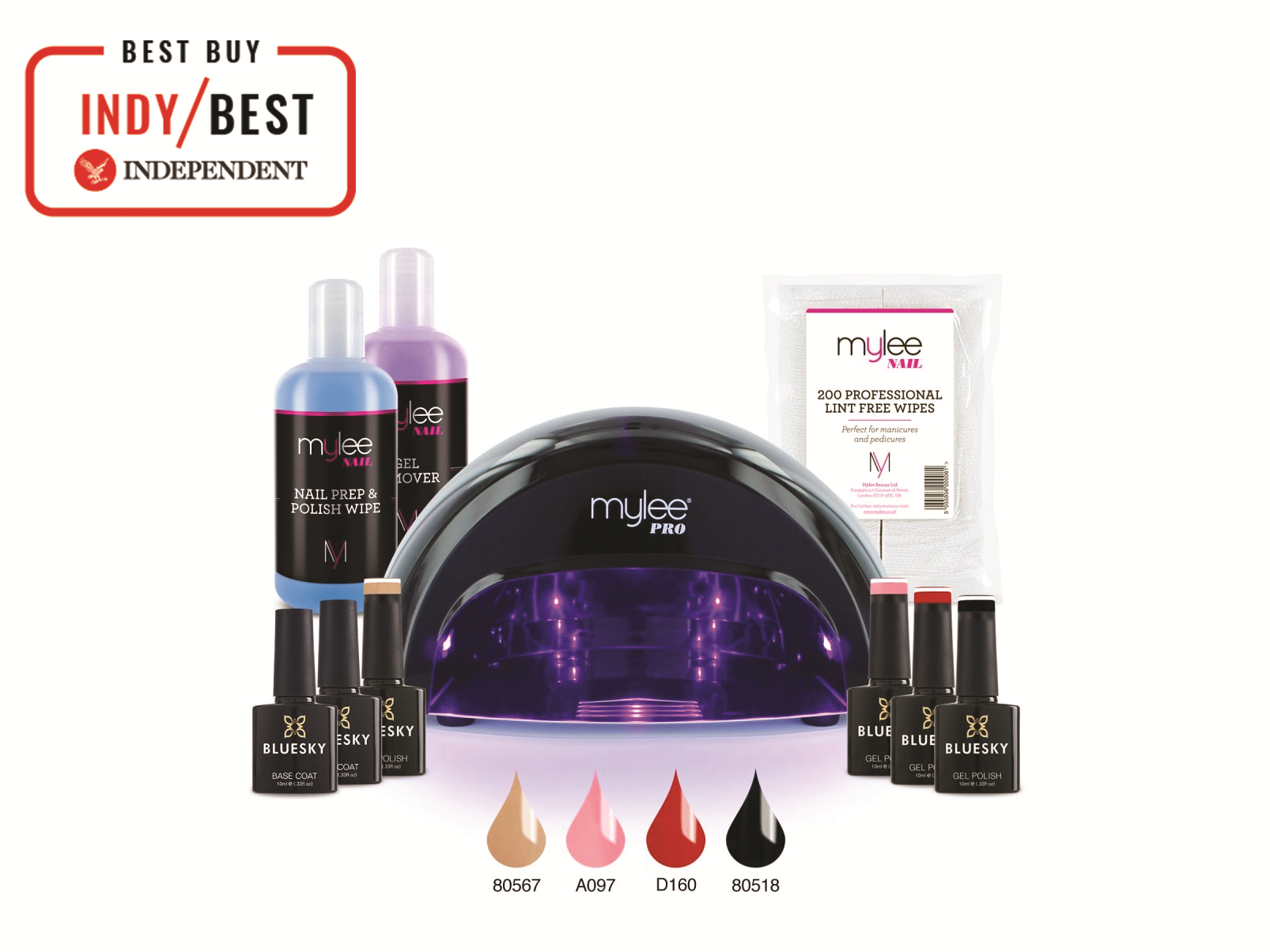 8 best home gel nail kits | The Independent