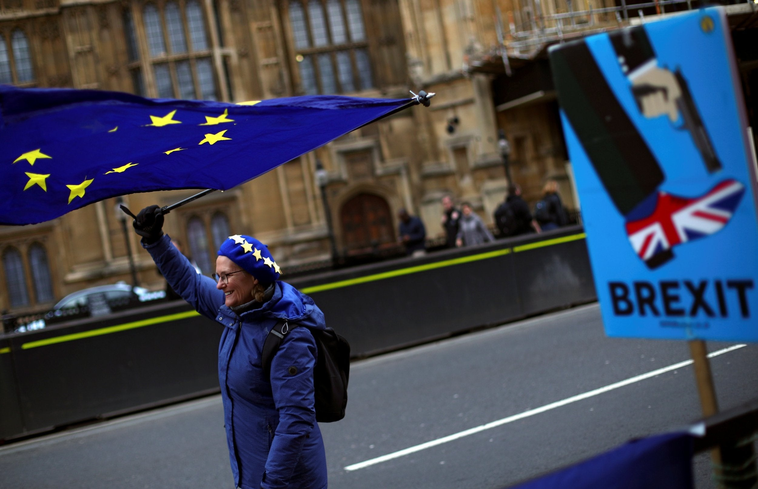 As mayor of London, I'm clear we need to revoke Article 50 and end this Brexit disaster