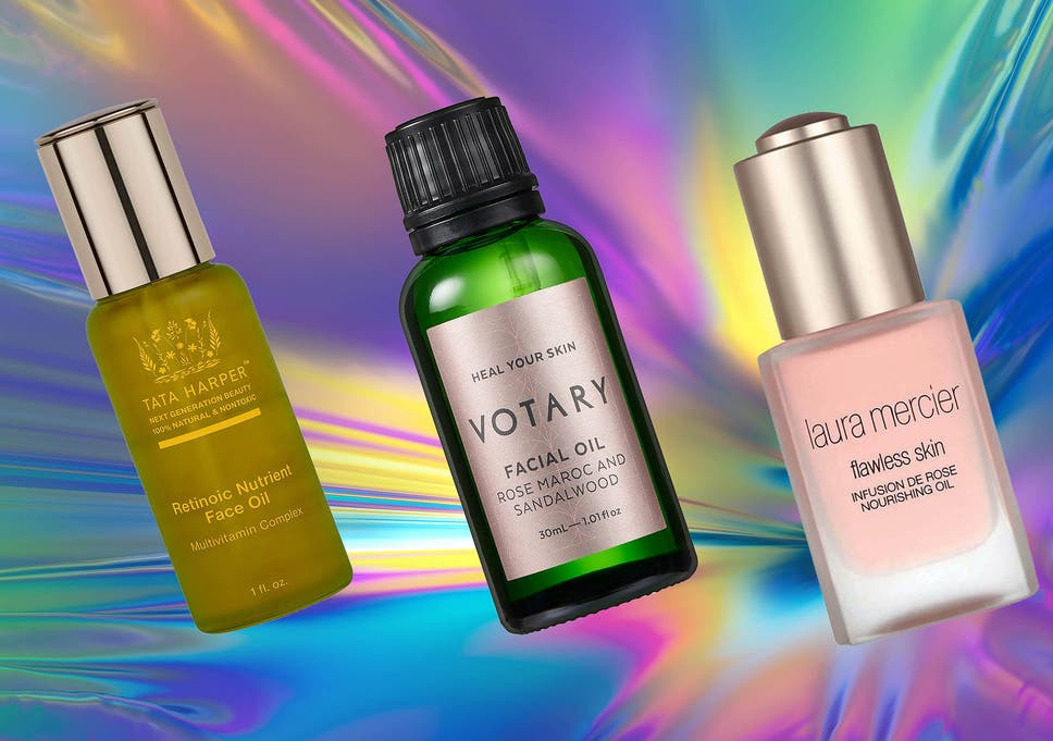10 best face oils | The Independent
