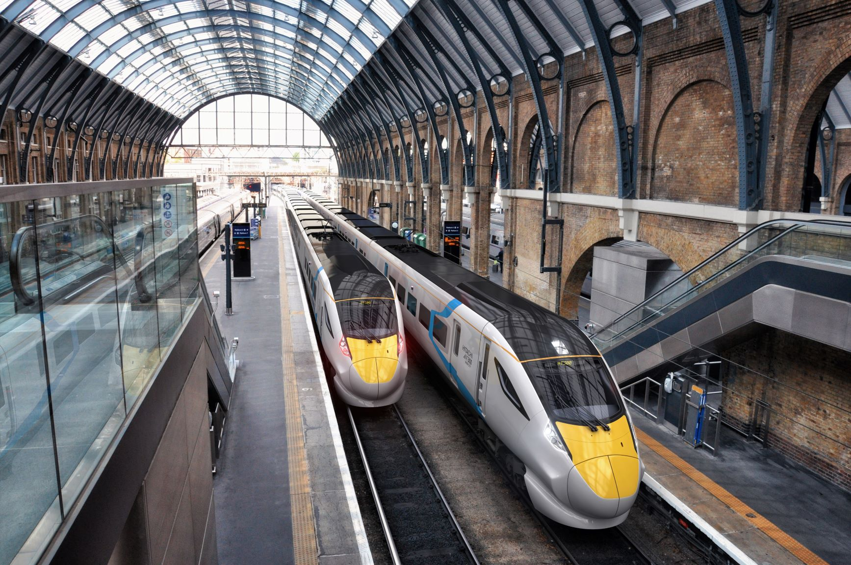 London-Edinburgh trains to cost less than £25 with new budget rail link