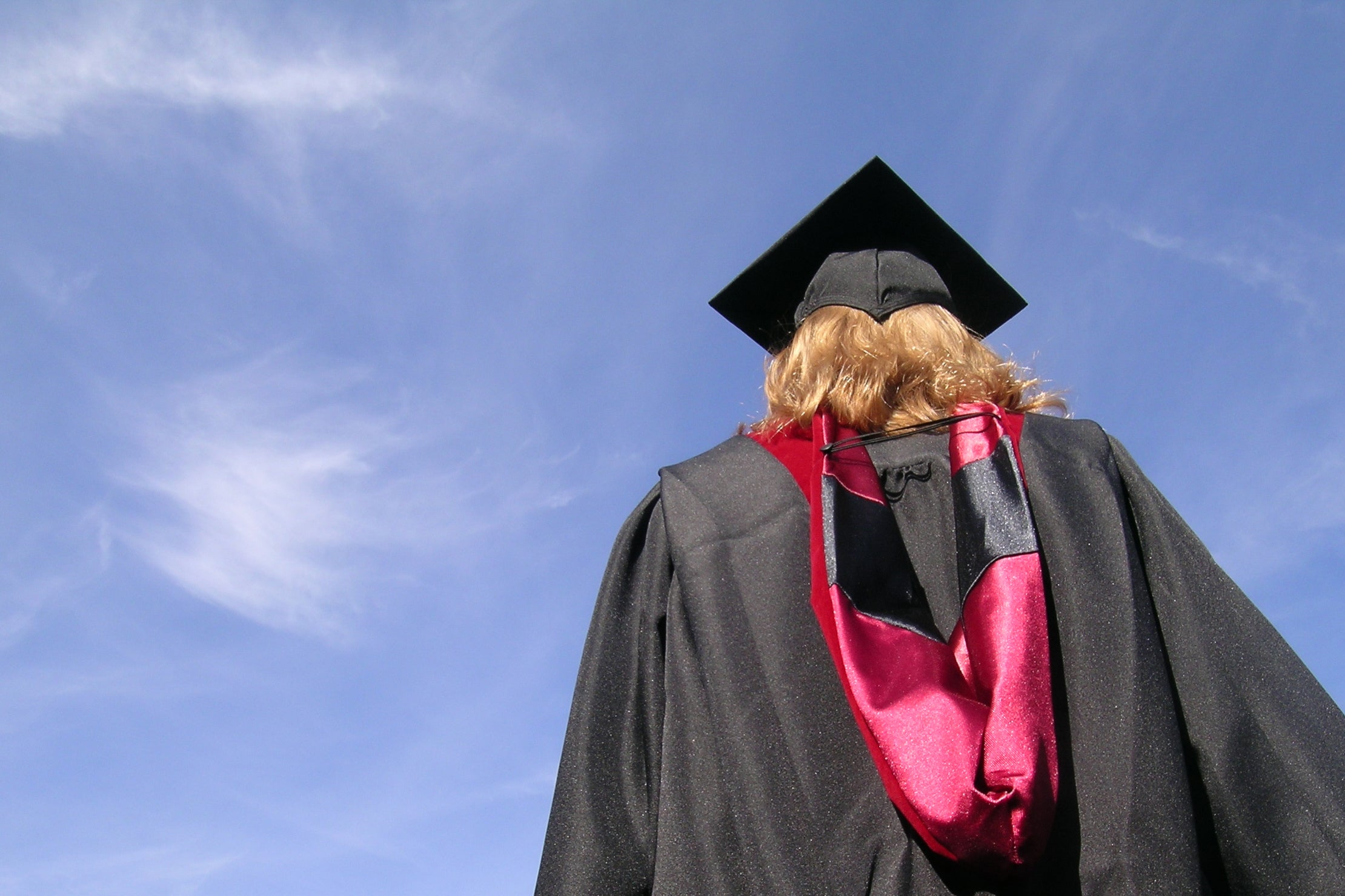 Why you should consider getting a master's degree