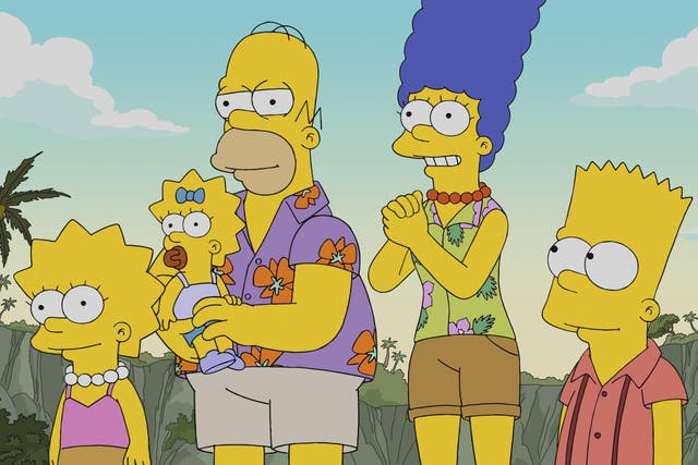 'The Simpsons' aired its 400th episode in 2007