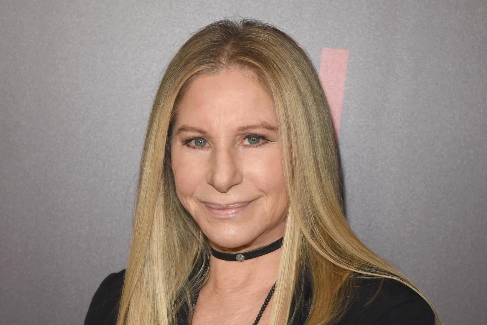 Barbra Streisand reveals she cloned dog because she 'couldn't bear to lose her'
