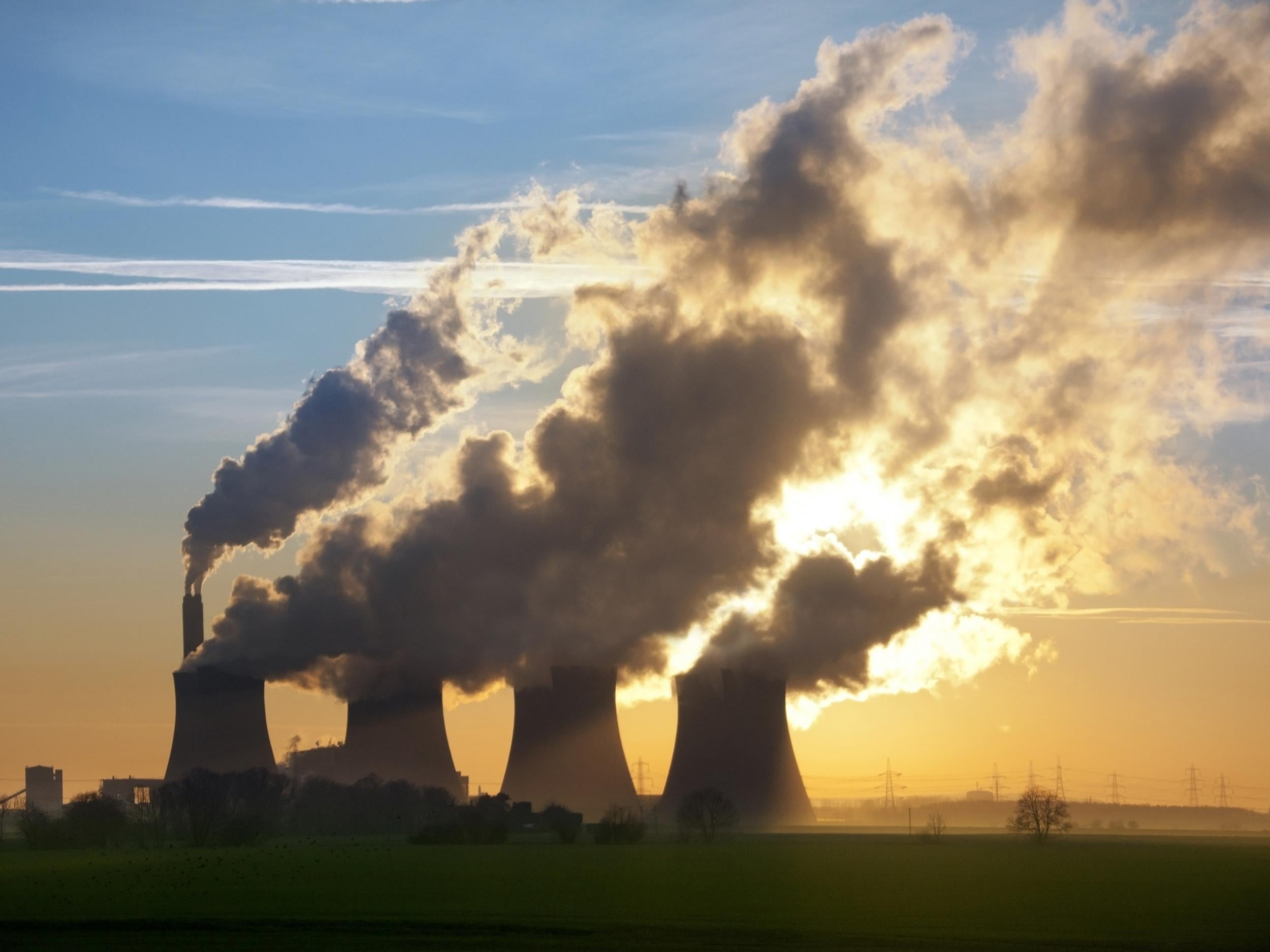 Fossil fuel industry must contribute towards £44bn climate change damage in UK each year, campaigners say