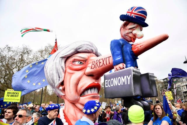 Could a no-deal Brexit actually bring a swift economic dividend?
