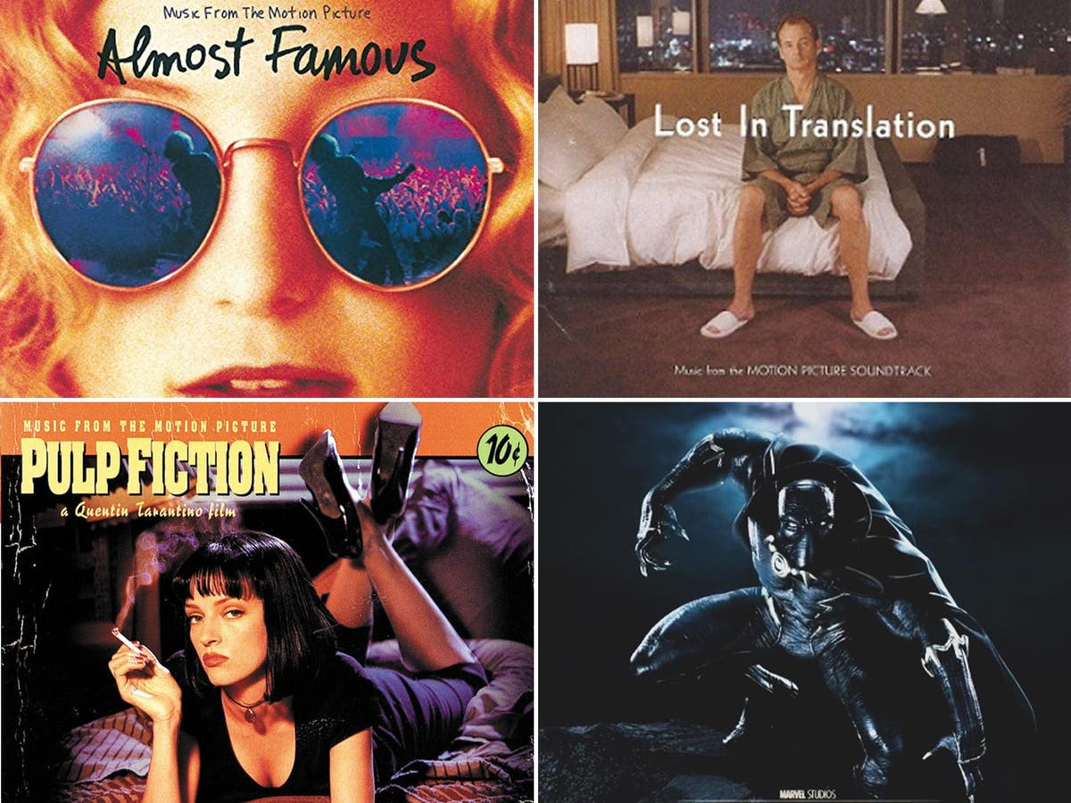 The 40 greatest film soundtracks of all time